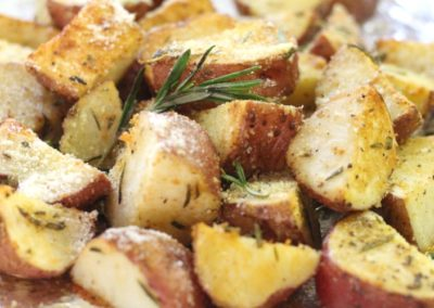 Olive Oil Roasted Potatoes