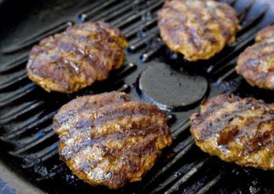 Greek Burgers – Biftekia
