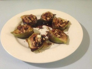 Fig and Blue Cheese