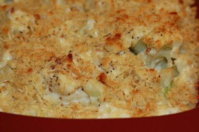 Truffled Cauliflower