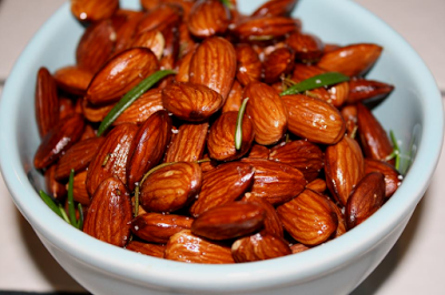 Smokey Almonds