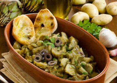 Balsamic Potato Salad Recipe